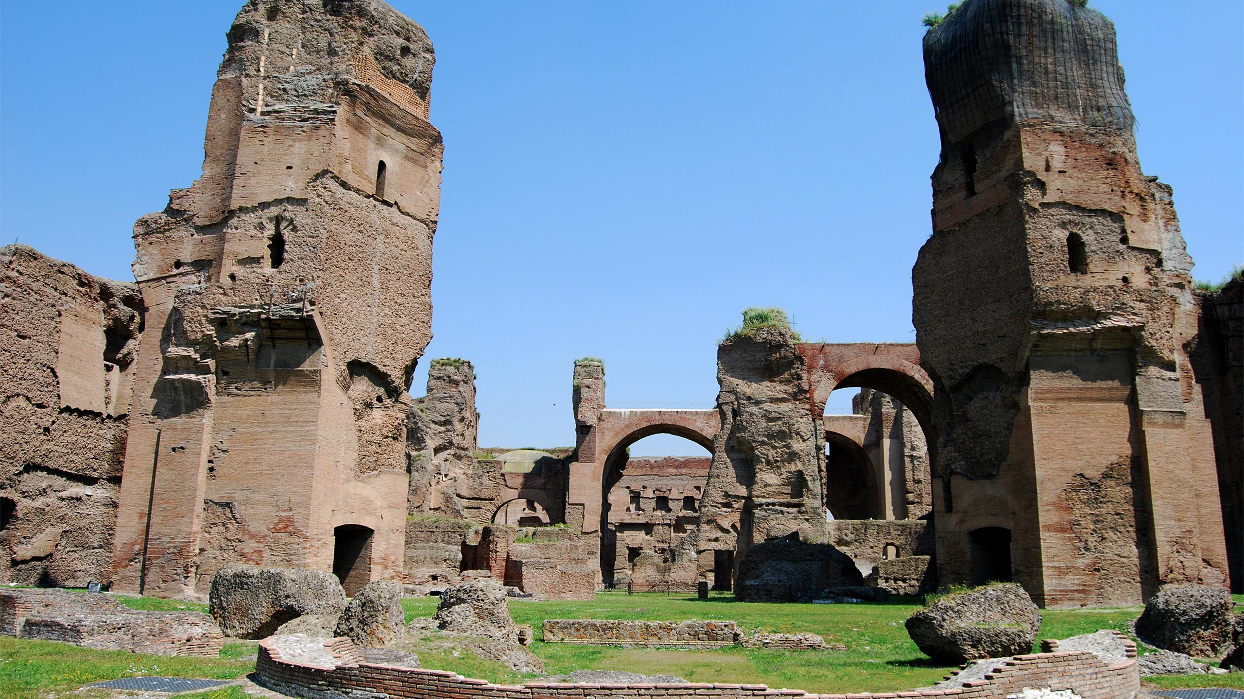 Events in Rome: a rich musical program awaits us at Terme di
